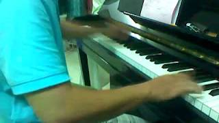 Nhạc Thánh Tin Lành(piano) NOI DÂU CHÂN CHÚA, nhạc MsNc Trương Ngọc Mạnh;11/2010.