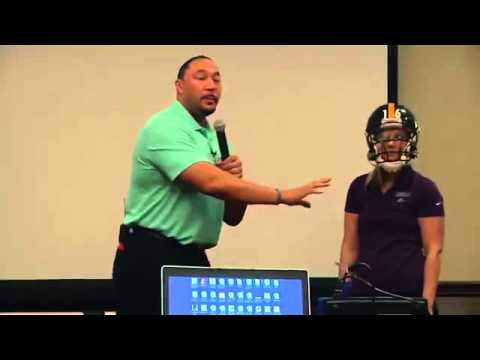 Charlie Batch -Speaks to Panera Bread Employees-