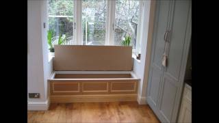 Kitchen Fitting | Bookshelves | Bay Window Seats