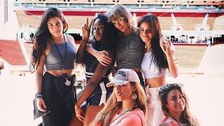 taylor swift accused of trying to break up fifth harmony