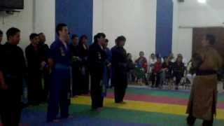 KUNG FU NHAN VO DAO ENTREGA DE HANFU COMPLETO- GRAND MASTER RAMON YEE