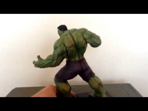Avengers Hulk Marvel Now Kotobukiya ARTFX Statue Reviewиз YouTube · Длительность: 8 мин17 с