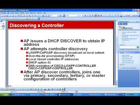 DHCP Option 43, part 1 - YouTube