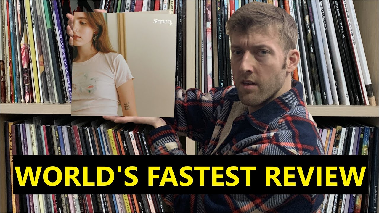 Reviewing Clairo's Immunity in 10 seconds or less