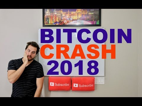 BITCOIN CRASH COMING 2018?