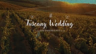 Tuscany Wedding | Destination Wedding na Toscana, Italia
