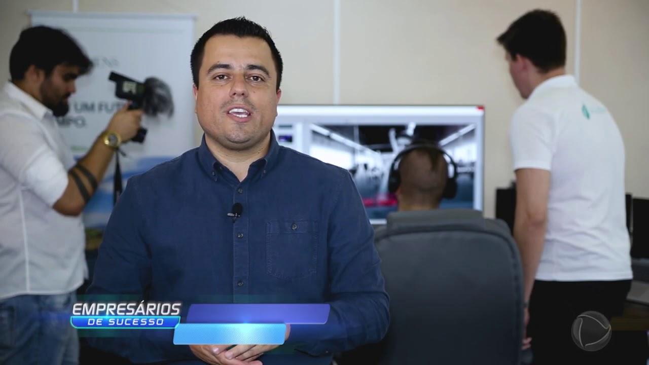 SOLIENS ENERGIA SOLAR NA RECORD EMPRESÁRIOS DE SUCESSO