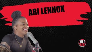 Ari Lennox Talks Fans Passing Out at Her Shows, Dealing with Anxiety, Relationship Advice & More!