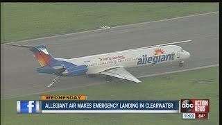 Issues prevent Allegiant Air flight's takeoff