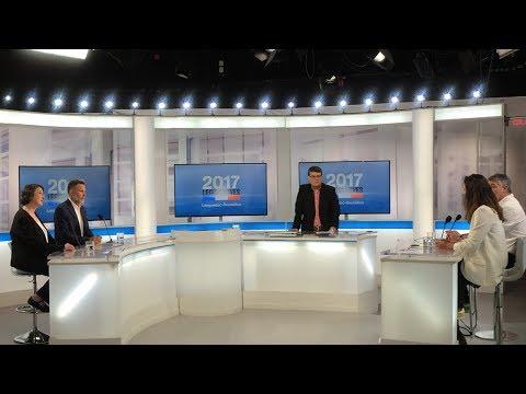 Emission spéciale lendemain du second tour des législatives en Languedoc-Roussillon