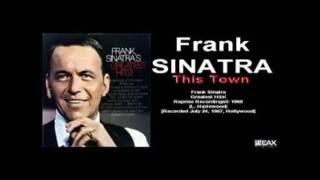 THIS TOWN  ( Morgan Page Remix ) -  FRANK SINATRA