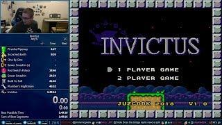 Invictus Any% Speedrun 1:12:34 (WR)
