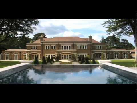 6 Bed Luxury Property Video St George's Hill Estate Weybridge | Octagon Property Video