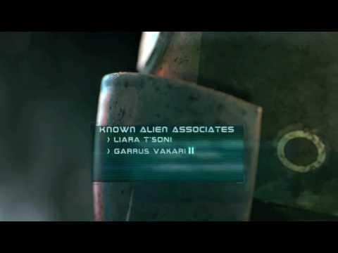 Mass Effect 1 and 2 Mix Trailer X-Ray Dog - Cyberworld