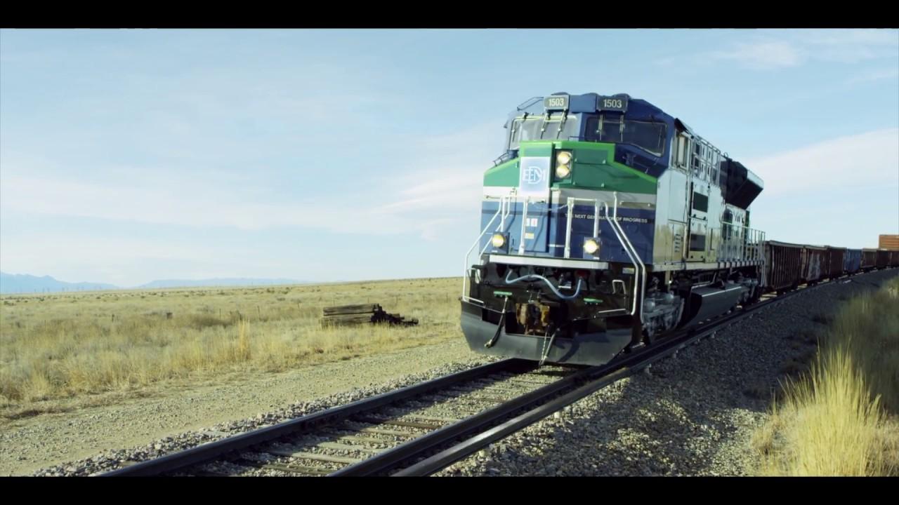 Sd70ace-t4 - Tier 4 Locomotive