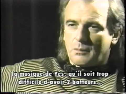 YES UNION Montreal Alan White InterView 1991