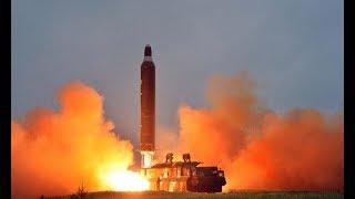 VTC14 |Đông Bắc Á sôi sục vì Triều Tiên phóng tên lửa đạn đạo tầm xa