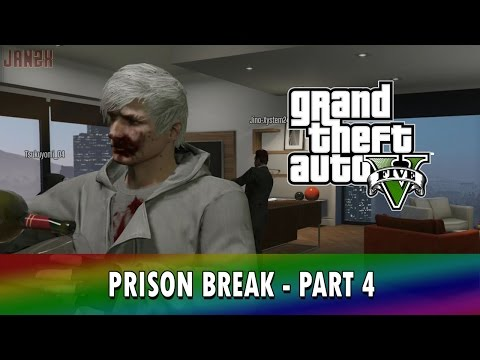 GTA 5 Online [PS4] Tagalog Heist Trip: Prison Break - Wet Work (Part 4)