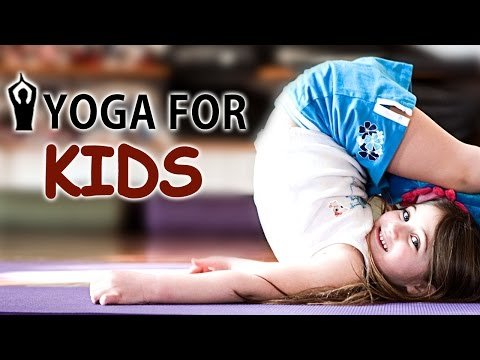 Yoga For Kids Growth and Height - The Various Asanas For Gro