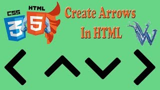Learn HTML and CSS | CSS Arrow Div | HTML5 and CSS3 Beginners Tutorials By Amazing Techno Tutorials
