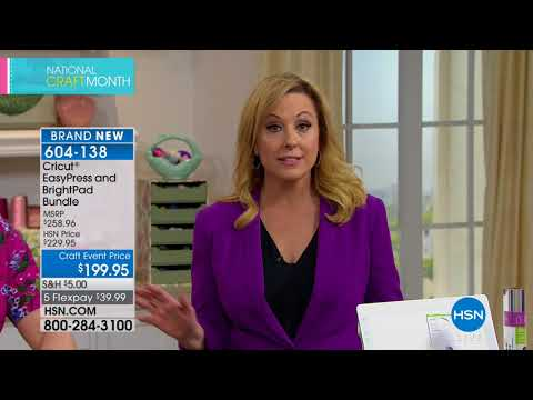 HSN | Create It Yourself featuring Anna Griffin 03.14.2018 - 05 PM