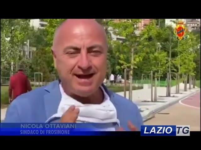 Laziotv   FROSINONE   PARCHI AFFOLLATTI, LAPPELLO DEL SINDACO 1
