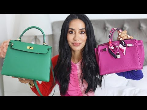 Hermes Kelly Or Birkin? My Opinion And Review | Tamara Kalinic