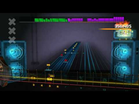 Radiohead - Optimistic (Rocksmith 2014 Bass)