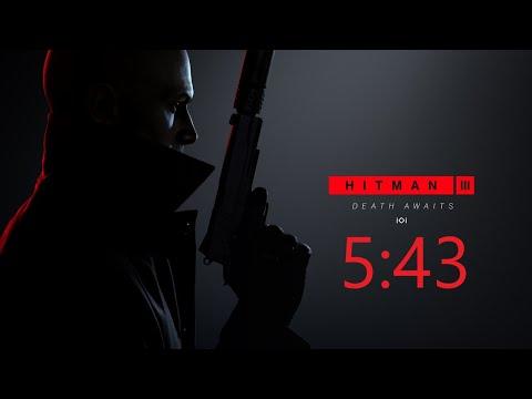 Hitman 3 - full game speedrun any% 5:43 |