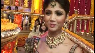 Bollywood World - Ratan Ka Rishta Swayamwar Season 3 Tv Show - Mehendi Rasam Ceremony