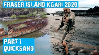 FRASER ISLAND EXPLORATIONS 2020 | 4X4 | CAMṖING | RESORTS | BOAT | TIPS & TRICKS EP1