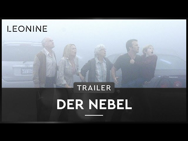 Der Nebel - Trailer (deutsch/german)