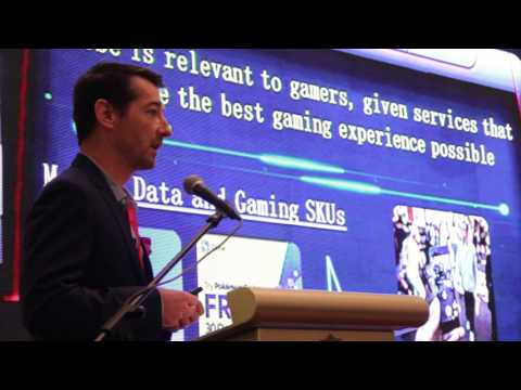 Mobile Gaming for the Digital Consumer by Globe Telecom  - GMGC Manila