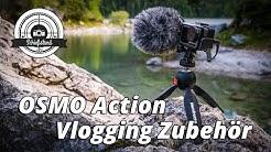Wie gut geht Vlogging mit ner Action-Cam?