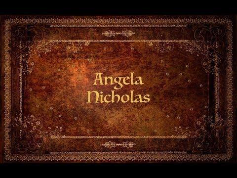 Angela Nicholas RIP