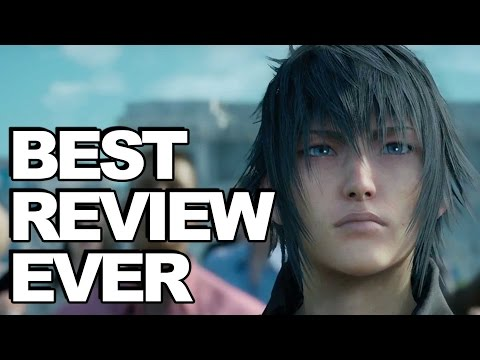 Final Fantasy XV Review: The Ultimate, Most In-Depth Review EVER! (Mostly Spoiler Free)