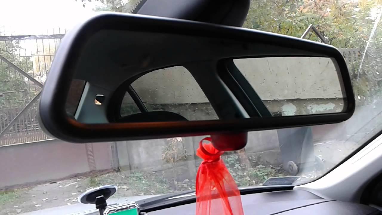 Lusterko Fotochromatyczne Dioda Alarmu Bmw E46 Interior