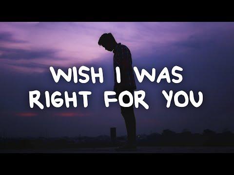 jens - Wish I Was Right For You (Lyrics)
