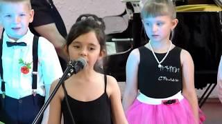 Отчётный концерт Домисольки 2017 года 2 часть