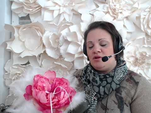 Quieres Un Porta Nillos De Boda Diferente Usa Una Roselia O Peonia Video 81