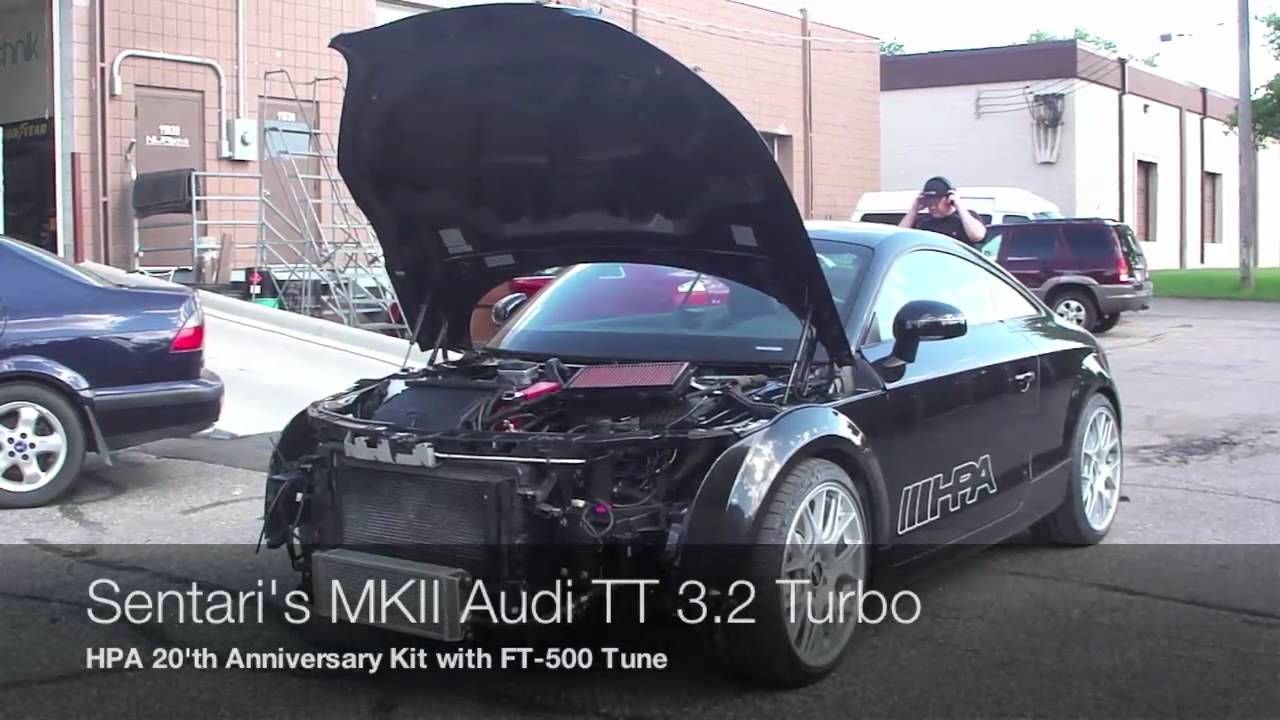 nur technik built hpa 20 anniversary 3 2turbo audi tt mk2 youtube. Black Bedroom Furniture Sets. Home Design Ideas