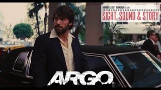 "Film Editor William Goldenberg, ACE Discusses Mixing Different Footage Types in a Scene from ""Argo"""
