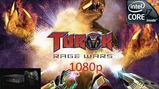 alienware alpha i7 turok rage wars 1080p gameplay n64