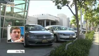 VW-Skandal: Ferdinand Dudenhöffer zur Entwicklung im VW-Skandal am 04.11.2015