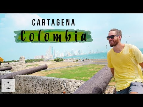 Top 2 Sights in Cartagena Colombia