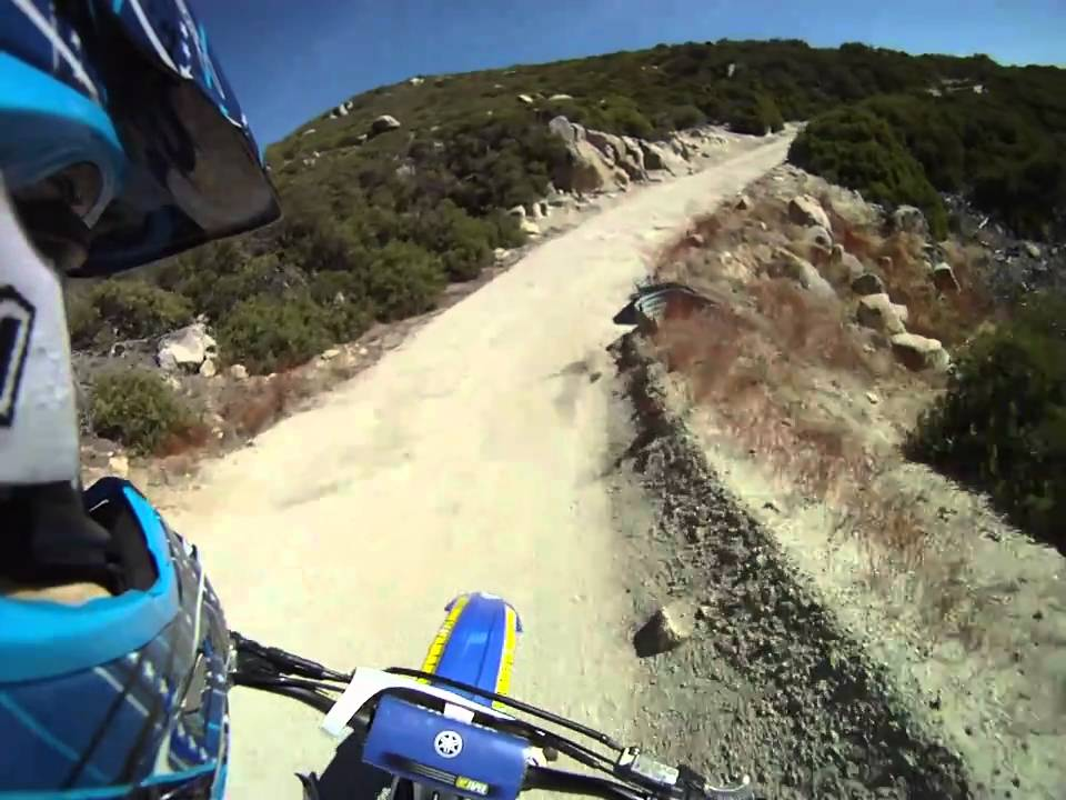 Trail Ride To Thomas Mountain From Anza Ca Youtube