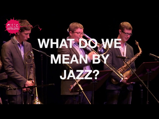 What do we mean by Jazz?