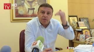 Интервю с кмета на община Благоевград Атанас Камбитов