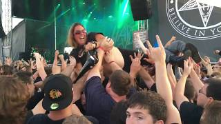 SLAYER - Chicago Open Air 2017 - Part 1