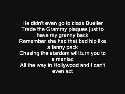 Drake - Forever ft. Kanye West, Eminem Lyrics